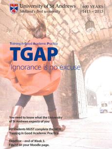 TGAP Poster